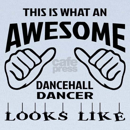 This is what an awesome dancehall dancer looks lik