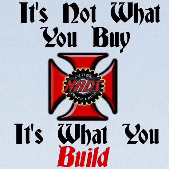 Its What You Build