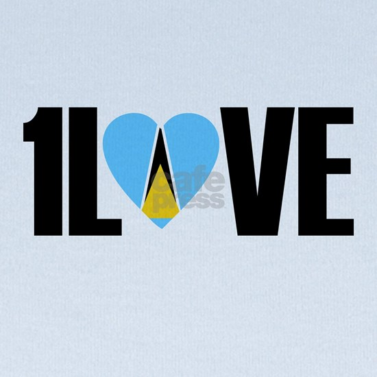 1LOVE ST.LUCIA