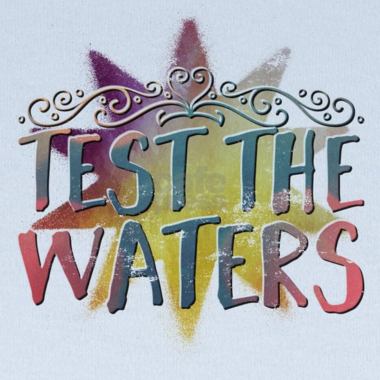 Test  Test the waters