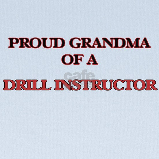 Proud Grandma of a Drill Instructor