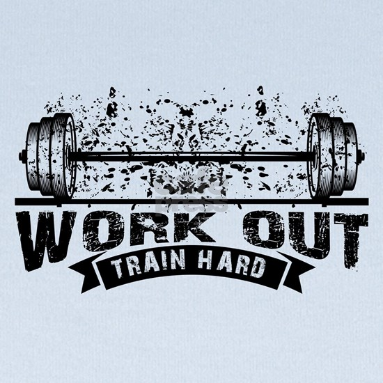 Work Out Train Hard
