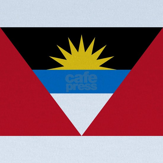 Antigua and Barbuda - National Flag - Current