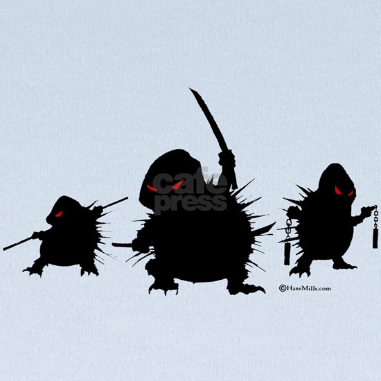 Ninja Hedgehogs