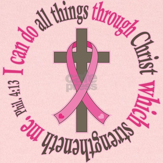 Phil 4:13 Breast Cancer