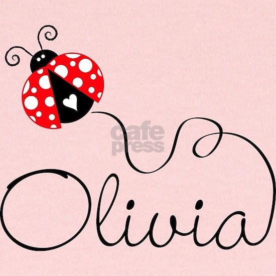 Ladybug Olivia