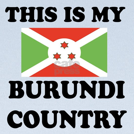 This Is My Burundi Country