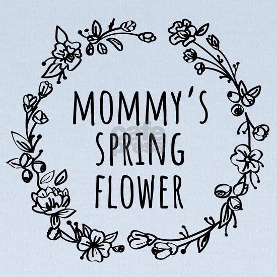 Mommy's Spring Flower