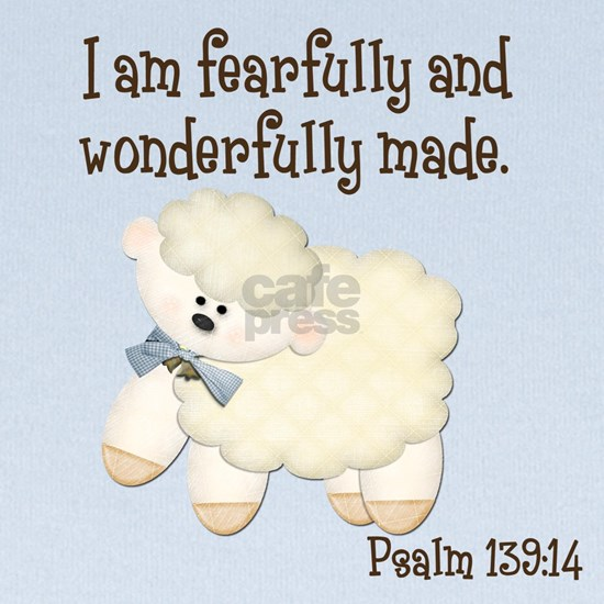Wonderfully Made Sheep