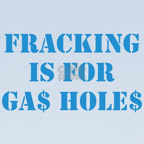 FRACKING IS FOR...