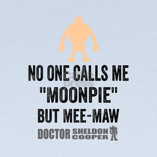 Moonpie Sheldon Cooper