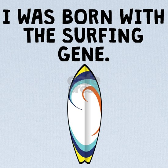 Born With The Surfing Gene