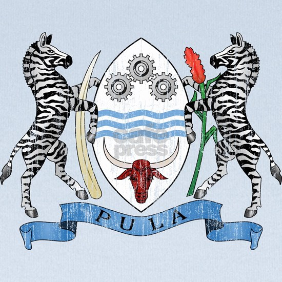 Botswana Coat of Arms