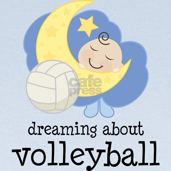 volleyball dreaming abt