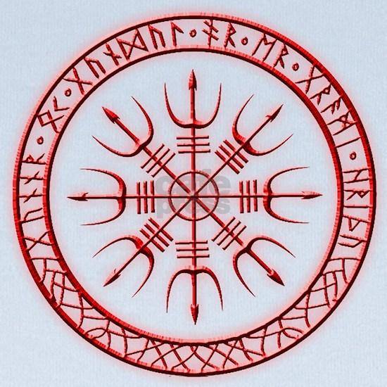 Aegishjalmur: Viking Protection Rune