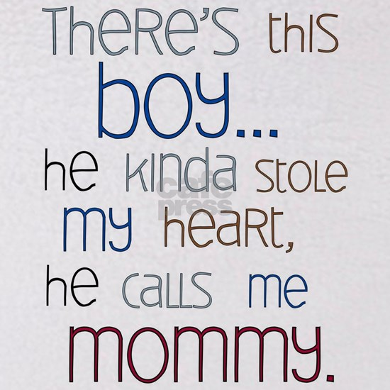 Baby Boy Quote for Mom