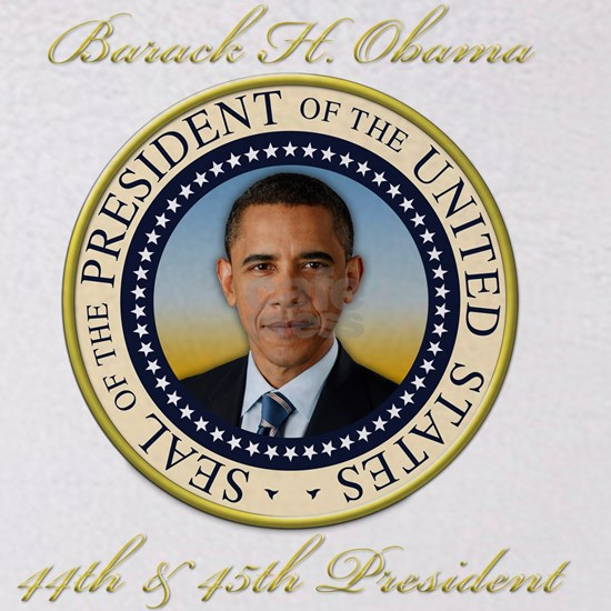 Keepsake President Obama Re-Election