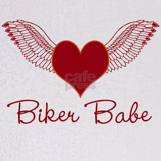 Biker Babe Wings
