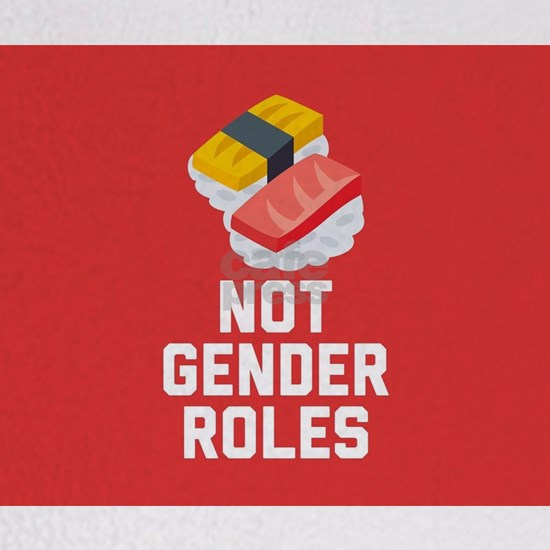 Emoji Sushi Rolls not Gender Roles