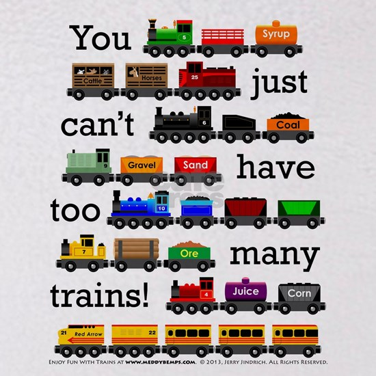 Too Many Trains