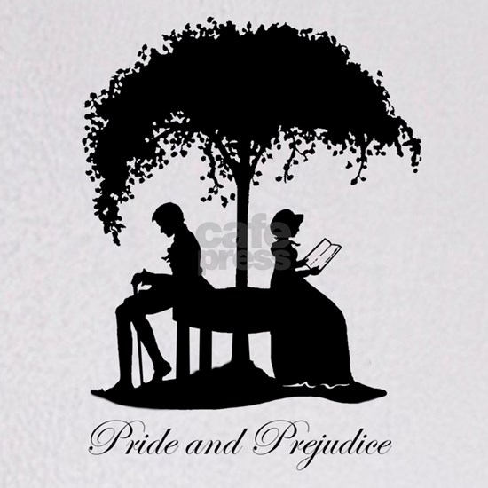 Pride and Prejudice Darcy and Lizzie