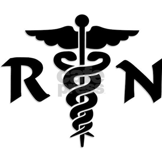 RN Nurse Medical Symbol