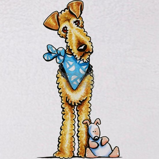 Airedale n Puppy
