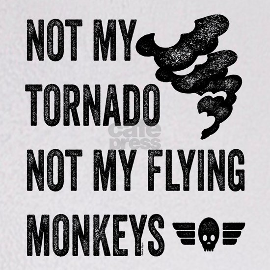 Not My Flying Monkeys