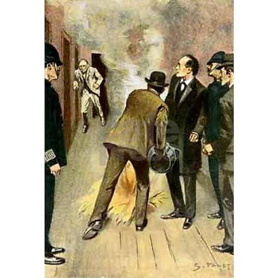 Skerock Holmes illustrations