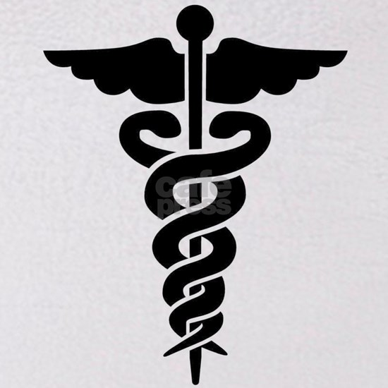 Medical Symbol Caduceus