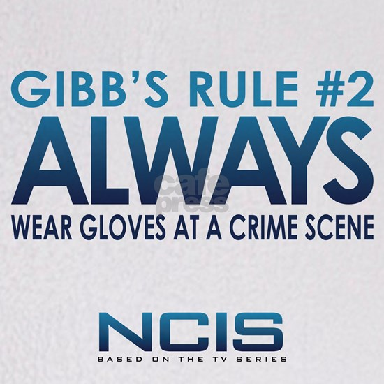 Gibbs Rule #2