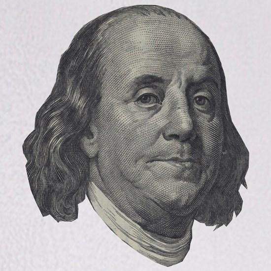 Franklin $100 Design