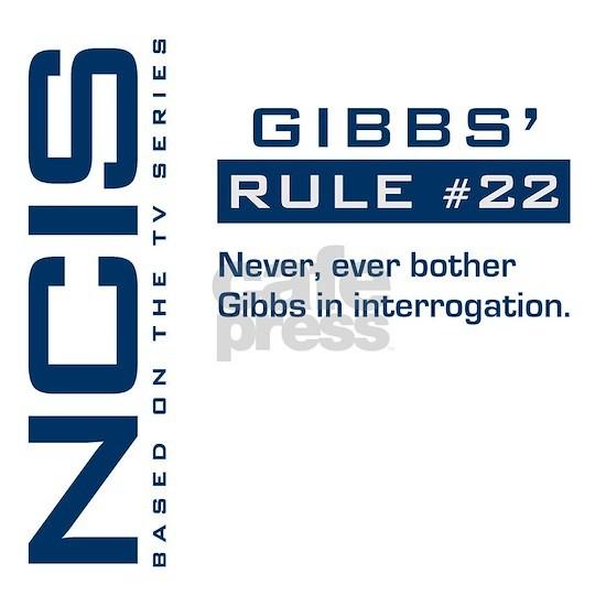 Gibbs Rule 22 lt fixed possessive copy