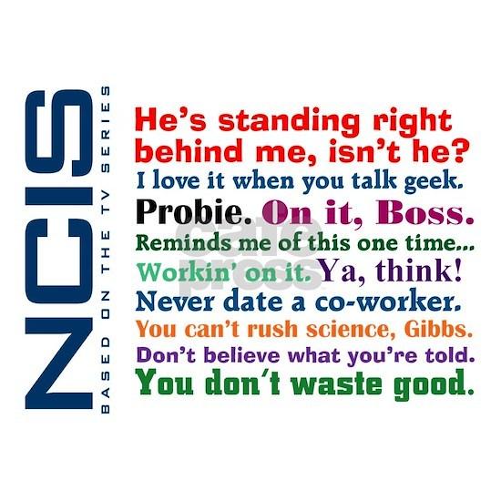 NCIS Quotes