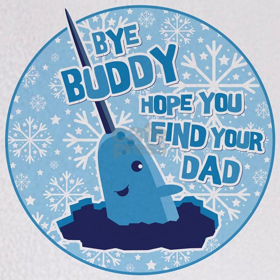 Elf Mr. Narwhal Quote