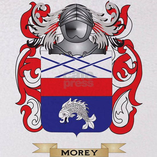 Morey Coat of Arms - Family Crest