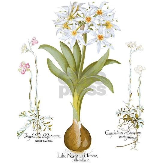 Vintage Flowers by Basilius Besler
