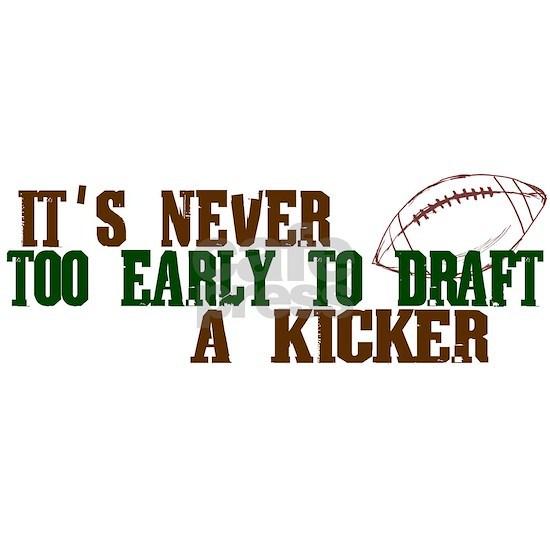 draft a kicker