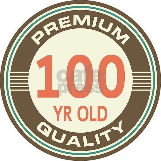 100th Birthday Vintage