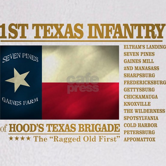 1st Texas Infantry (BH2)