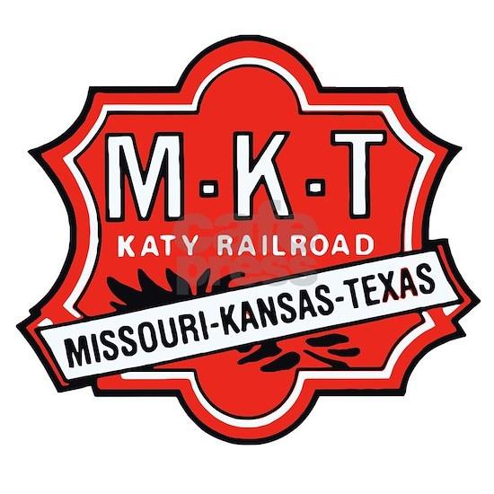 Missouri Kansas Texas Railroad logo