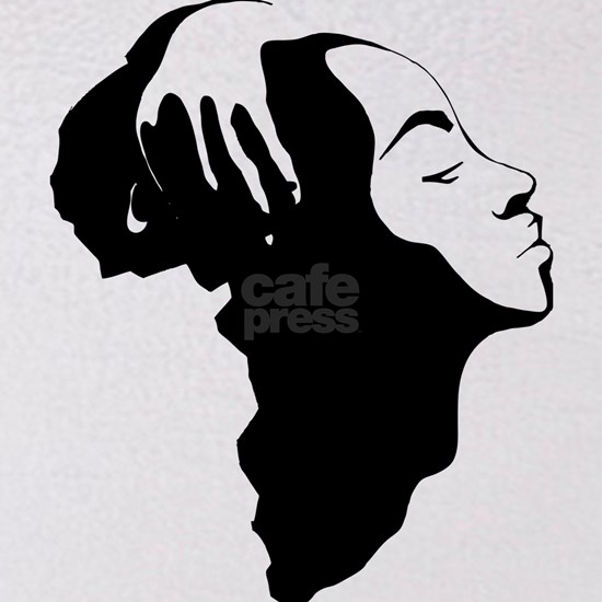 Africa and Woman