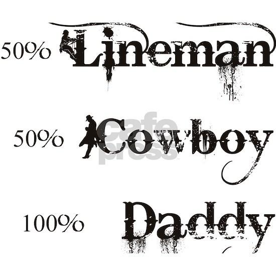 3 coyboy lineman daddy_black