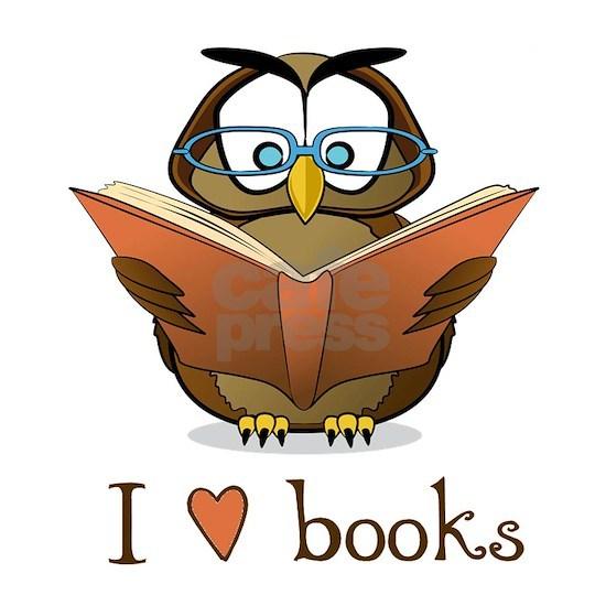 Book owl 3