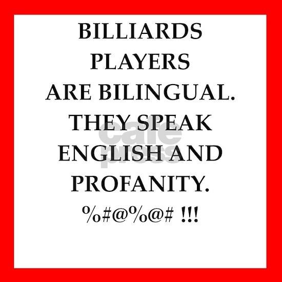 Billiards joke