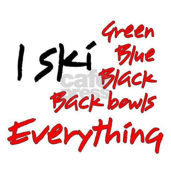 I Ski Red lt 2