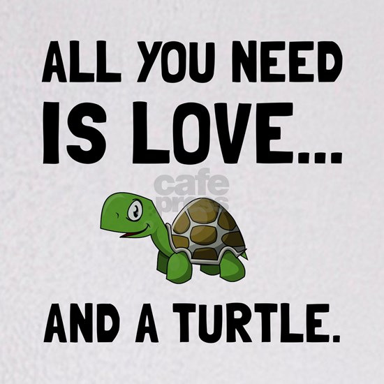 Love And A Turtle