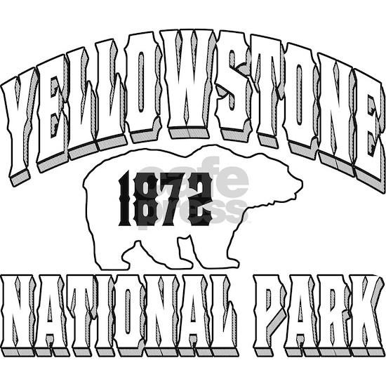 Yellowstone Old Style White on White