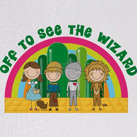 Oz Fan Off To See The Wizard