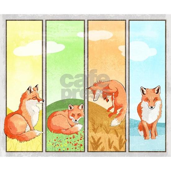 Season of the Foxes